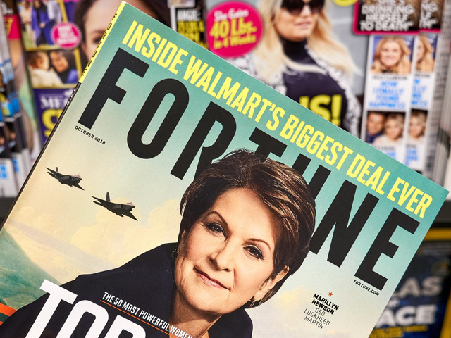 Fortune magazine going behind paywall in major redesign of site, magazine