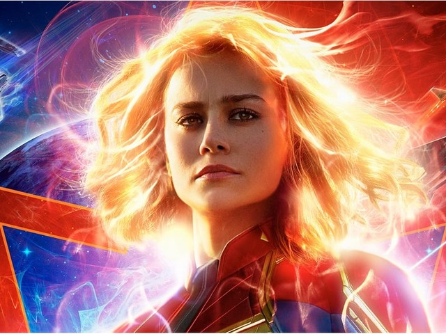 "Brie Larson on the ""Wild"" and ""Unapologetic"" Captain Marvel: ""She Can't Be Contained"""