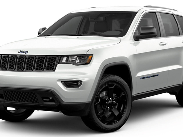 Australia's Jeep Grand Cherokee Upland Edition Is Limited To 44 Units