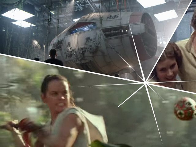 All the Star Wars: Rise of Skywalker trailers so far [UPDATE: And another!]