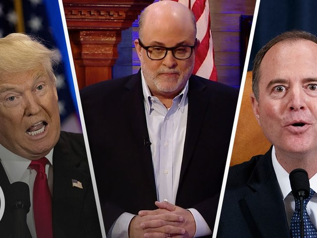 WATCH: Mark Levin: 'Where is the treason? Where is the bribery?'