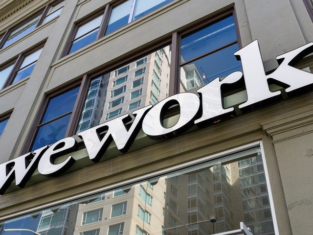 New WeWork co-chiefs would reportedly each receive an $8.3-million golden parachute if they were fired or choose to leave