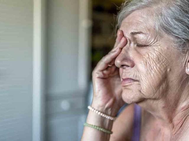 1 in 4 Seniors Is Taking Anxiety Meds