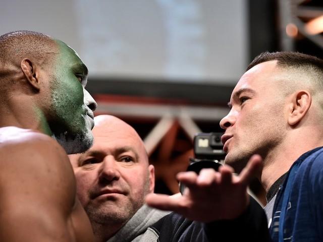 UFC 245: Usman vs. Covington, Holloway vs. Volkanovski live results, discussion, PBP