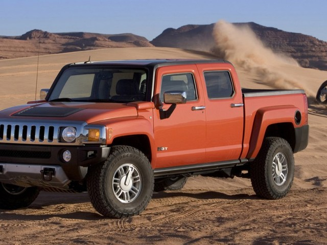 This Just In: Get Ready for the Return of Hummer!