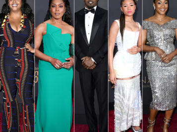 2020 NAACP Image Awards Black Family Reunion Vibes: Jill Scott, Angela Bassett, Jamie Foxx, Storm Reid, Tiffany Haddish & More Shine On The Carpet