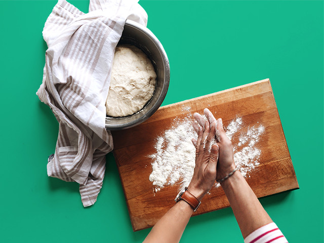 Are Whole-Wheat and All-Purpose Flour Interchangeable?