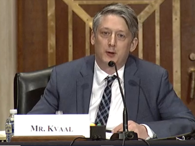 Hearing on under secretary nominee Kvaal focuses on debt and tuition