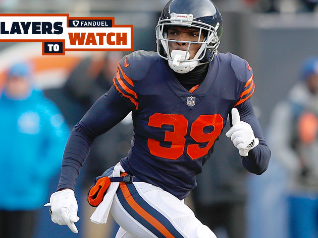 Players to watch: Bears-Niners