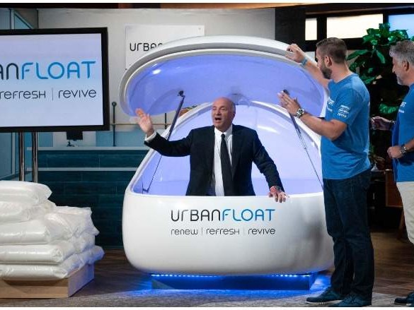 Urban Float on 'Shark Tank': A Look Inside the Therapy Spa