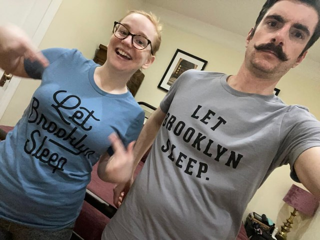 Park Slopers launch T-shirt business to benefit Brooklyn businesses