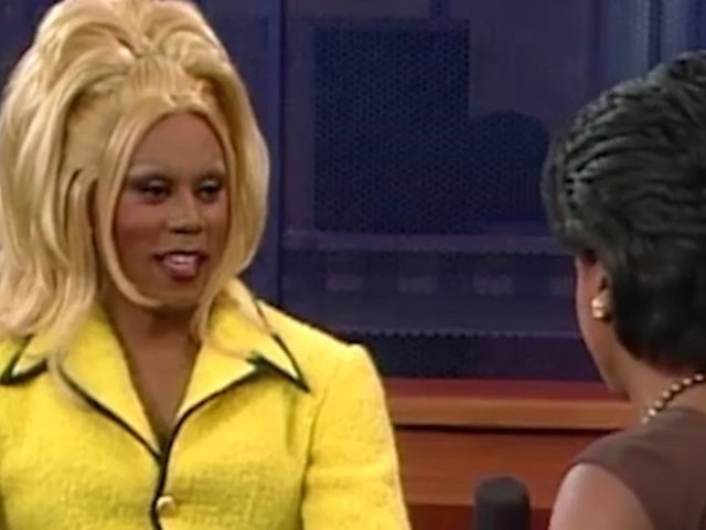 In Vintage Clip, RuPaul Explains How He Became A Drag Queen 'By Accident'