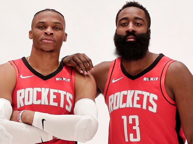 Rockets opener headlined by Russell Westbrook's debut
