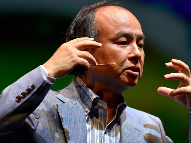 Here's everything we know about how startups raise money from SoftBank's $100 billion Vision Fund