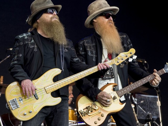 ZZ Top guitarist says band will continue with late bassist Dusty Hill's blessing