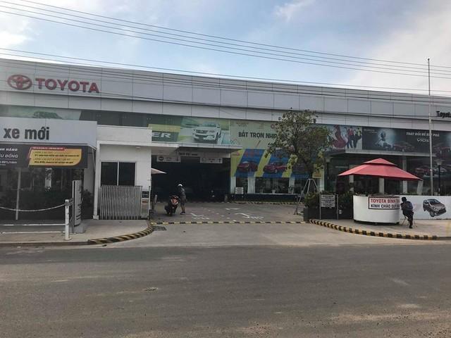 Đại lý bán xe ô tô Toyota, sửa chữa ô tô giỏi tại Bình Thuận