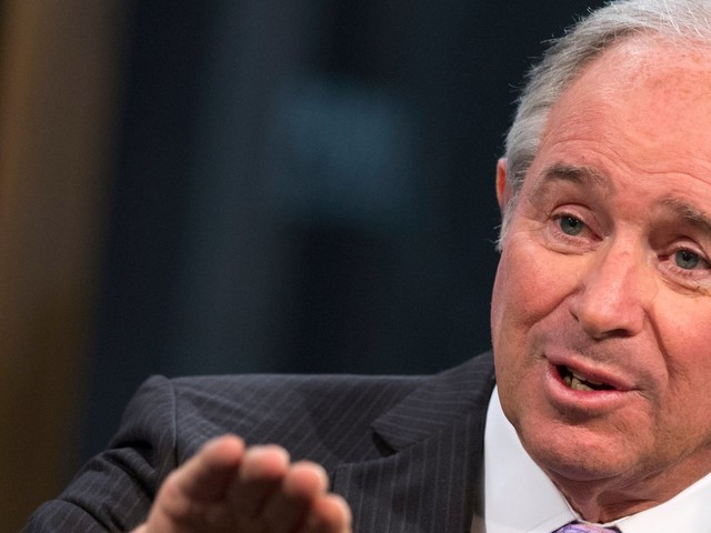 Blackstone CEO Stephen Schwarzman doesn't think a recession is coming — here's why he's optimistic even as economists worry
