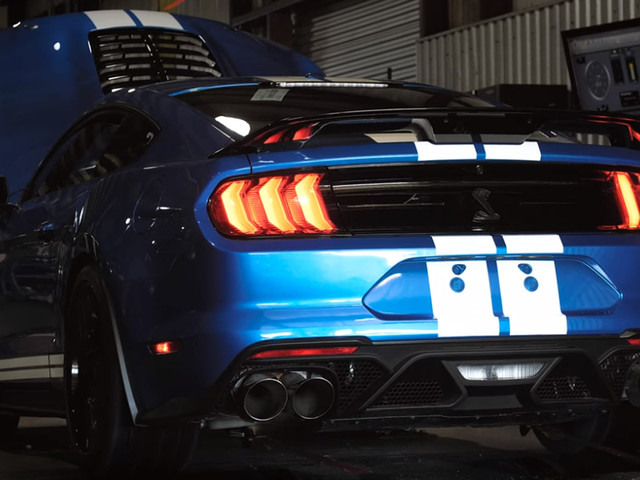 Hennessey Puts The 2020 Ford Mustang Shelby GT500 To The Dyno And Track Test