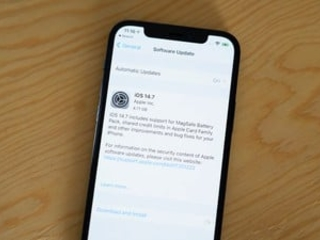 Apple Releases iOS 14.7 With MagSafe Battery Support and Apple Card Family Credit Limit Combining