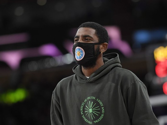 Kyrie Irving won't play for the Nets at all, unless he's vaccinated