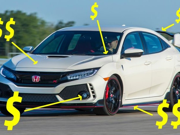 Five Mods I'd Do To My 2018 Honda Civic Type R Immediately