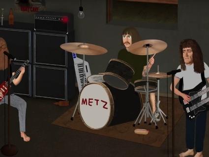 "Metz – ""Pure Auto"" Video"