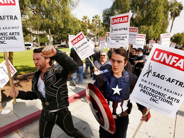 SAG-AFTRA reaches tentative deal to end strike against video game companies