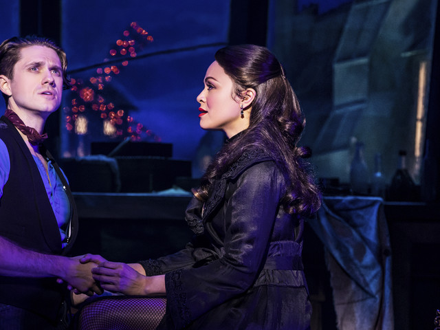 Tonywatch: Aaron Tveit rides a roller coaster of a year