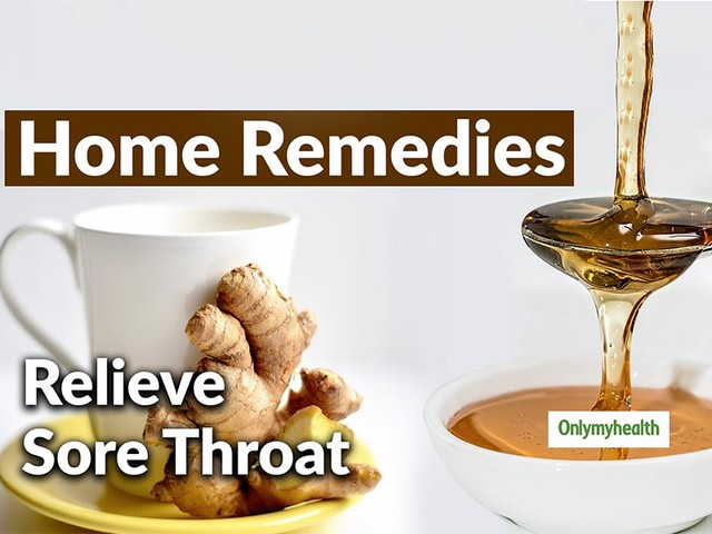 Is Sore Throat Troubling You? Here Are Some Remedies For Cure