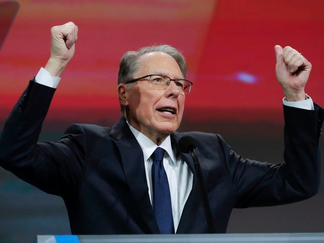 Just how bad are things at the NRA?