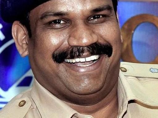 Social excellence award for P. Vijayan