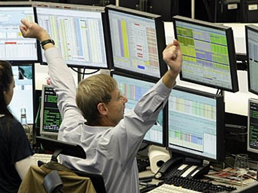 Shaky Futures Close Out Second Best First Half Since 1998
