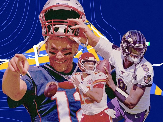 The 2019 NFL MVP candidates, ranked each week