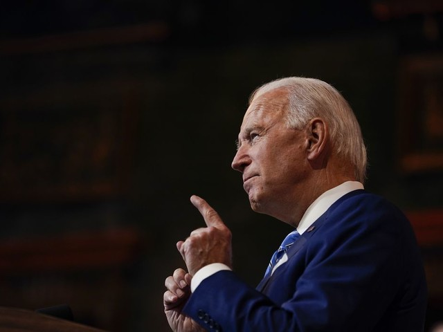 Joe Biden ankle injury to be examined by doctor