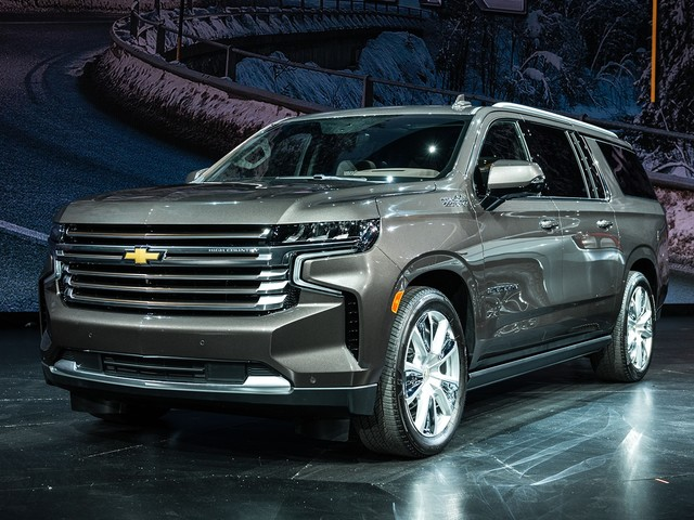 2021 Chevrolet Suburban First Look: Biggest and Baddest Full-Size SUV?