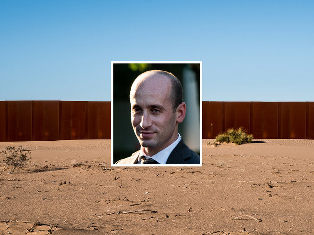 How Stephen Miller Rode an Anti-Immigration Wave to the White House
