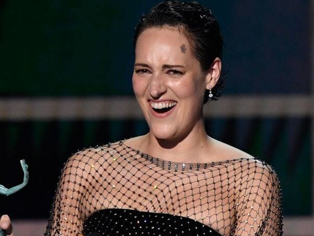 Fleabag's Phoebe Waller-Bridge Wins Her First SAG Award for Best Female Actor in a Comedy Series