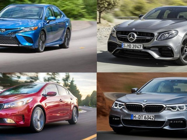Here Are The 15 Safest Cars For 2018, And Only One Is American, IIHS Says