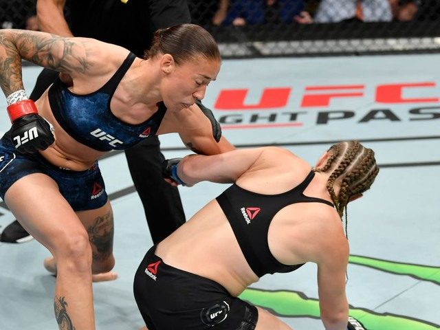Ladd to appeal TKO loss to de Randamie