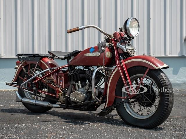 1936 Harley-Davidson EL