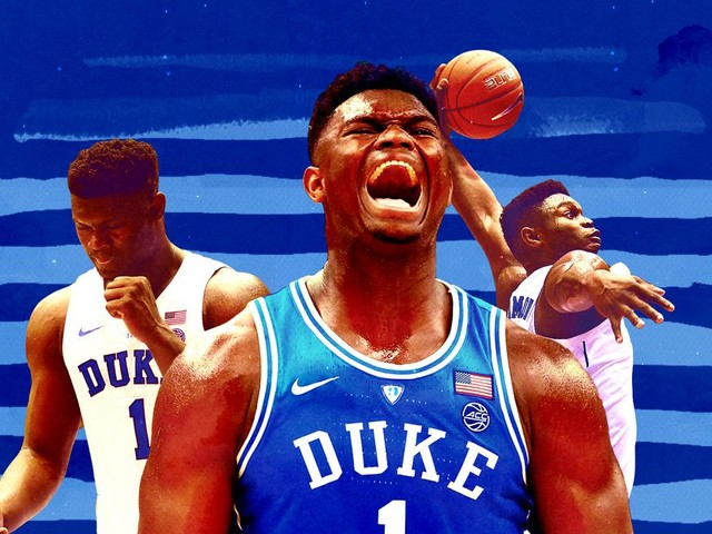 How Zion Williamson went from high school mixtape star to can't-miss NBA Draft stud