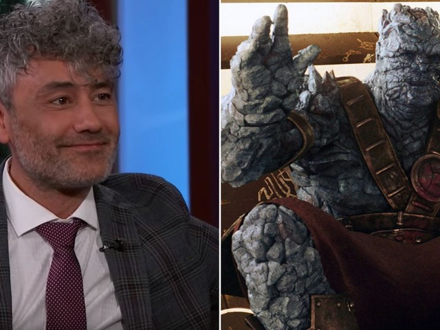 Taika Waititi Confirms Korg Will Appear in Thor: Love and Thunder (Sadly, Doug Is Still Dead)