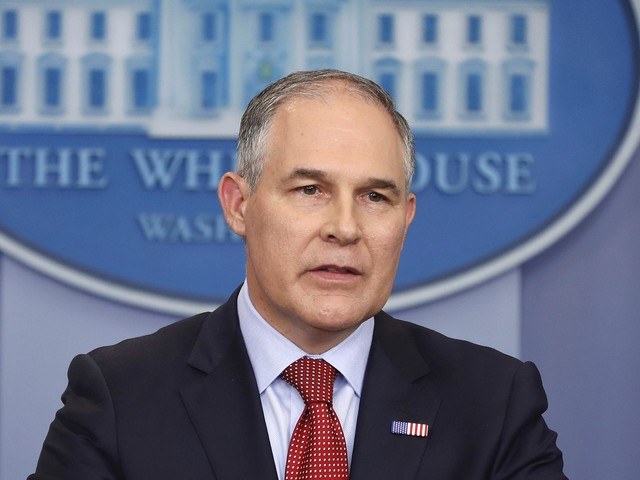 EPA to end Obama-era 'sue and settle' practice