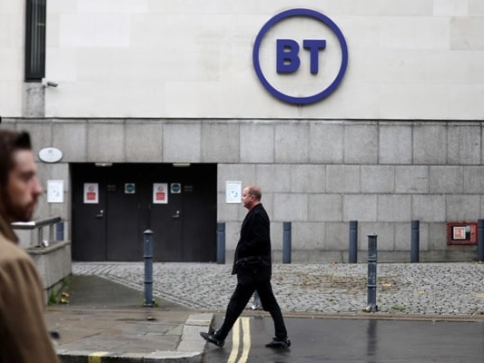 UK's Labour Plans To Nationalise BT, Promises Free Broadband For All
