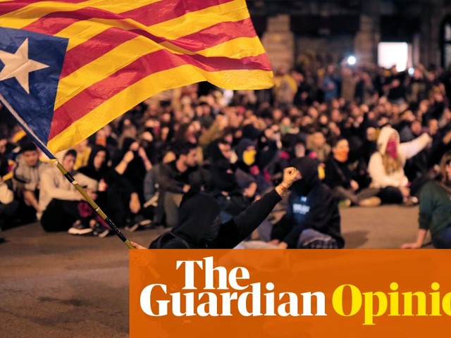 Spanish state repression in Catalonia may be shocking – but it's nothing new | Arnaldo Otegi
