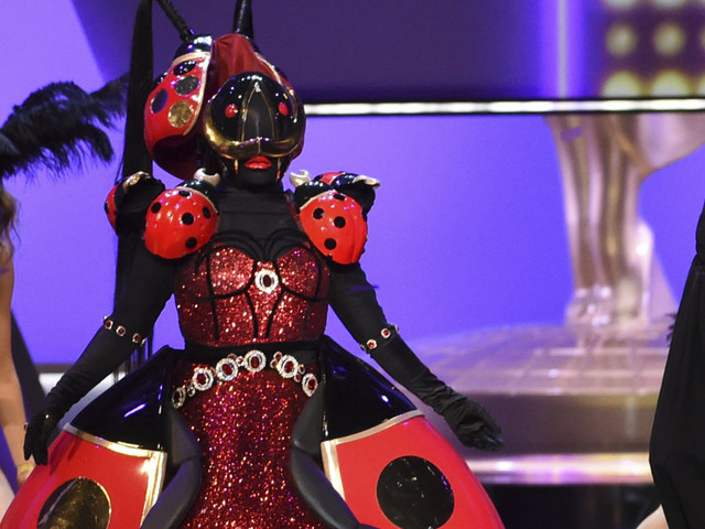 Spot the clues: 'The Masked Singer' Ladybug is daughter of rock royalty