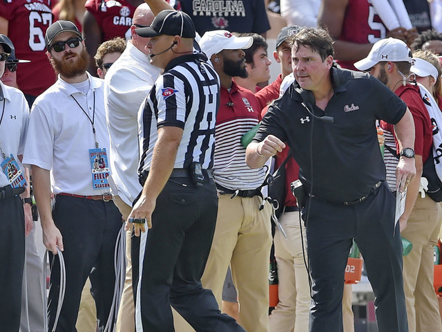 Struggling South Carolina faces crucial 2-game stretch