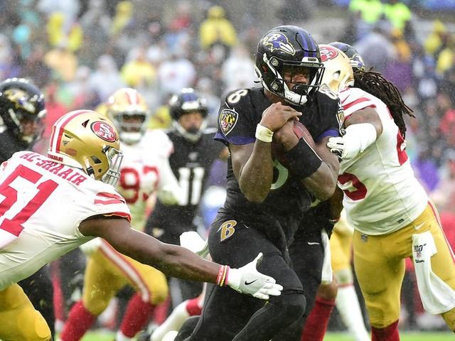 Ravens vs. 49ers felt like a Super Bowl 54 preview