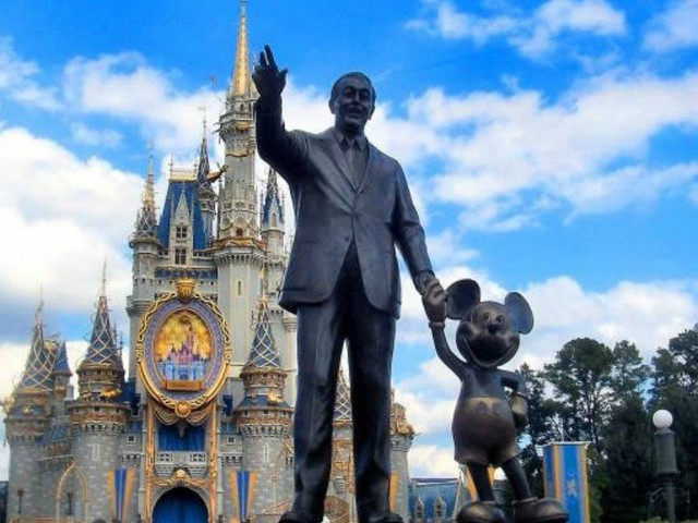 Attractions that I'd Like to Show Walt