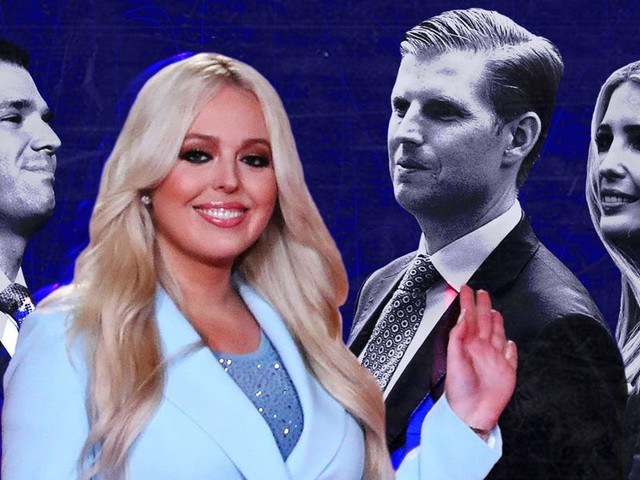 Tiffany and the Trumps: Insiders describe how the president's younger daughter has charted what they say is a distant relationship with her father and come to terms with having America's most divisive last name
